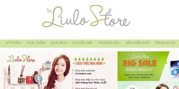 Liulostore.com