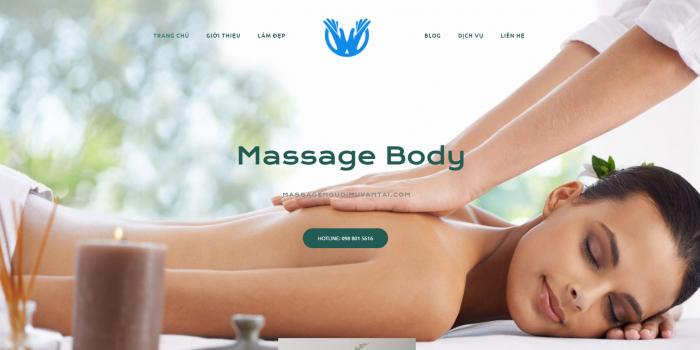 Massage Người Mù TP.HCM